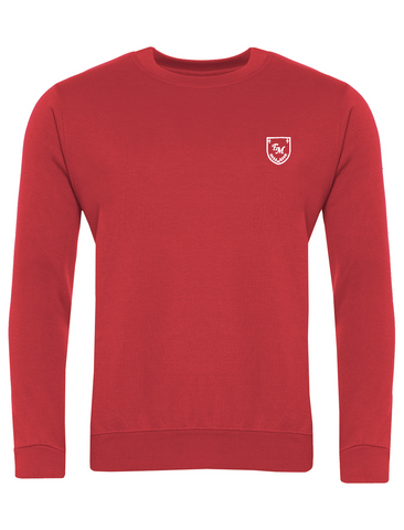 English Martyrs R.C. Primary School Red Sweatshirt