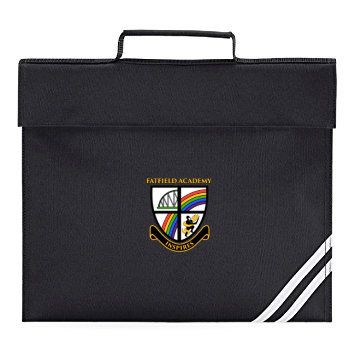 Fatfield Academy Black Book Bag