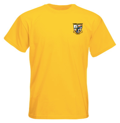 Fatfield Academy Gold P.E. T-Shirt
