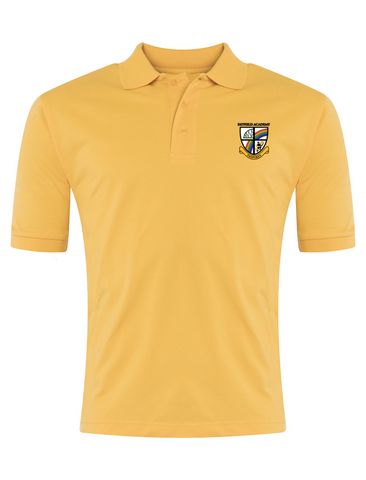 Fatfield Academy Gold Polo