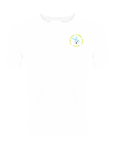 Fulwell Infant & Junior School White P.E. T-Shirt
