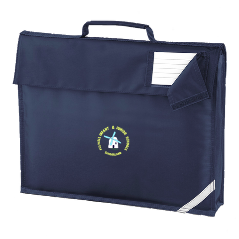 Fulwell Infant & Junior Schools - Sunderland Navy Book Bag
