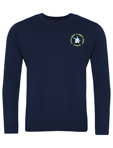 Fulwell Infant & Junior School - Sunderland Navy Sweatshirt