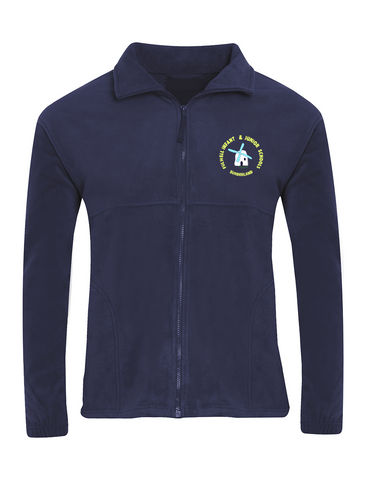 Fulwell Infant & Junior School - Sunderland Navy Fleece Jacket