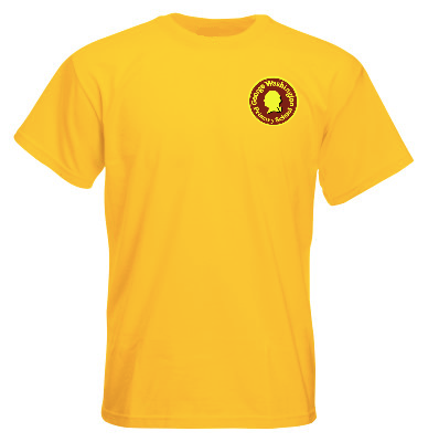 George Washington Primary School Gold P.E. T-Shirt