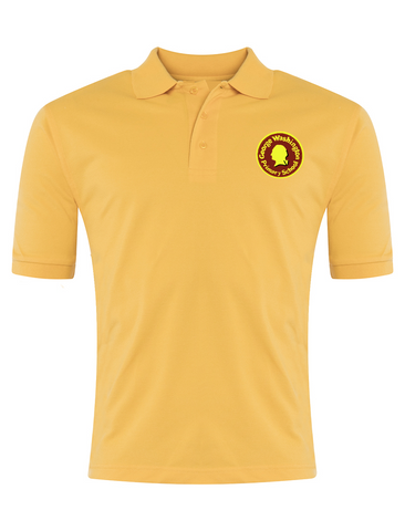 George Washington Primary School Gold Polo