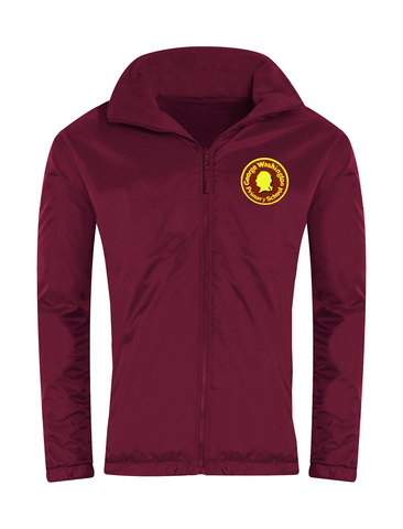 George Washington Primary School Maroon Showerproof Jacket