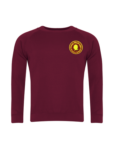 George Washington Primary School Maroon Sweatshirt