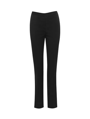 Wellfield School in Wingate, County Durham Girls Black Signature Trousers
