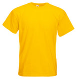 St Wilfrid's R.C. Primary School Yellow P.E. T-Shirt
