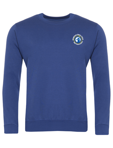 Grangetown Primary School Royal Blue Sweatshirt