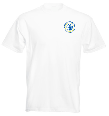 Grangetown Primary School White P.E. T-Shirt