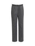 Grey Boy's School Waisted Trouser's