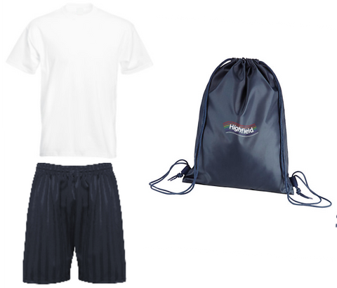 Highfield Academy P.E. Package
