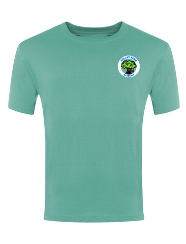 Holley Park Academy Green P.E. T-Shirt