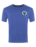 Holley Park Academy Royal Blue P.E. T-Shirt