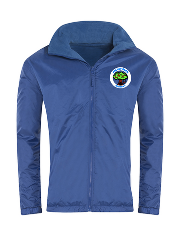 Holley Park Academy Royal Blue Showerproof Jacket