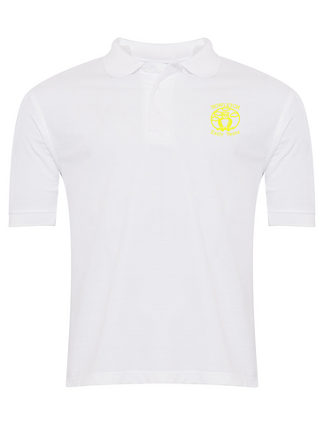 Howletch Early Years Nursery White Polo