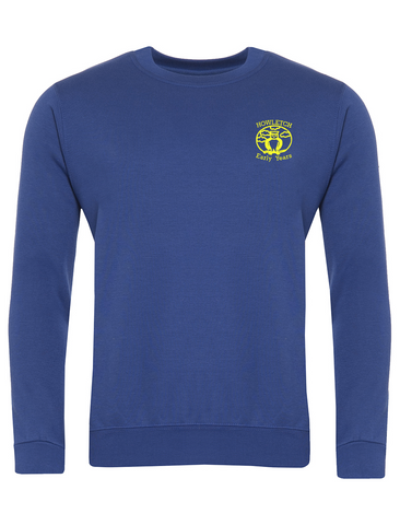 Howletch Early Years Nursery Royal Blue Sweatshirt