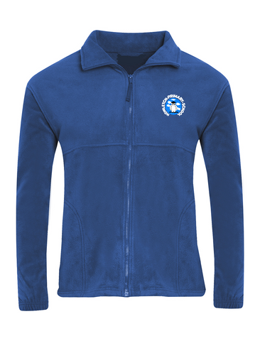 Howletch Lane Primary School Royal Blue Fleece Jacket