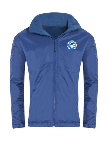 Howletch Lane Primary School Royal Blue Showerproof Jacket