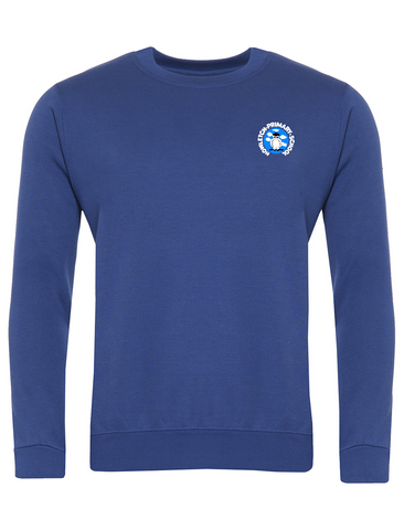 Howletch Lane Primary School Royal Blue Sweatshirt