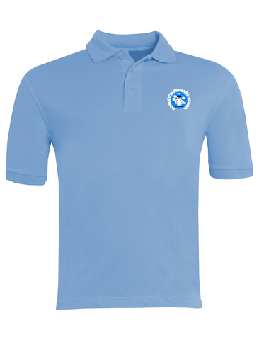 Howletch Lane Primary School Sky Blue Polo