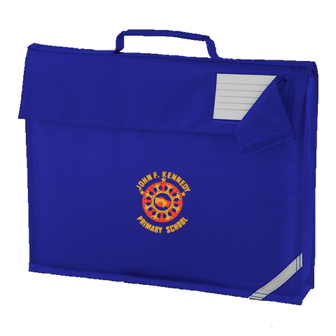 John F Kennedy Primary School Royal Blue Book Bag