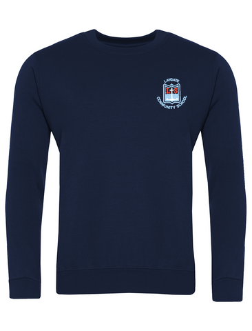 Laygate Community School Navy Sweatshirt