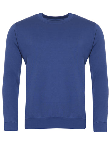 St Wilfrid's R.C. Primary School Royal Blue Sweatshirt