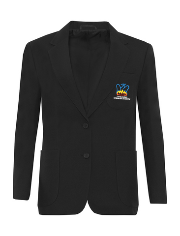 Lord Lawson Of Beamish Academy Girls Black Blazer