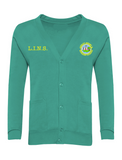 Lumley Infant & Nursery School Cardigan With Initials