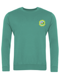 Lumley Infant & Nursery School Jade Green Sweatshirt