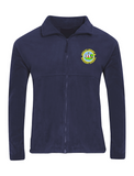Lumley Infant & Nursery School Navy Fleece Jacket