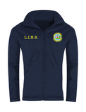 Lumley Infant & Nursery School Navy Showerproof Jacket With Initials