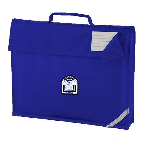 Marine Park Primary School Royal Blue Book Bag