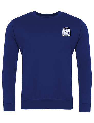 Marine Park Primary School Royal Blue Sweatshirt