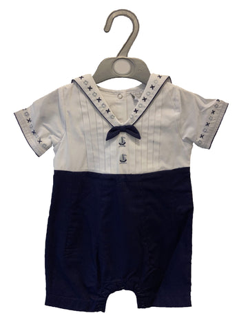 Rock a Bye Baby, Navy Sailor Outfit