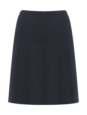 Navy Charlston Skirt