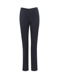 Navy Girl's Bootleg Trousers