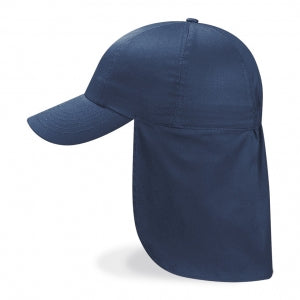 Springwell Village Primary School Navy Safari Cap