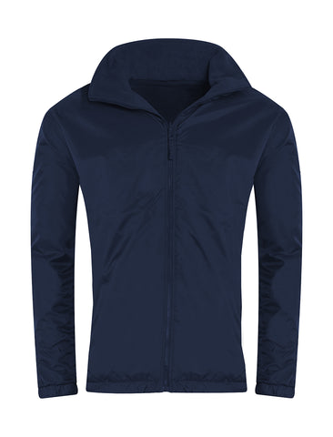 Valley Road Community Primary School Navy Showerproof Jacket