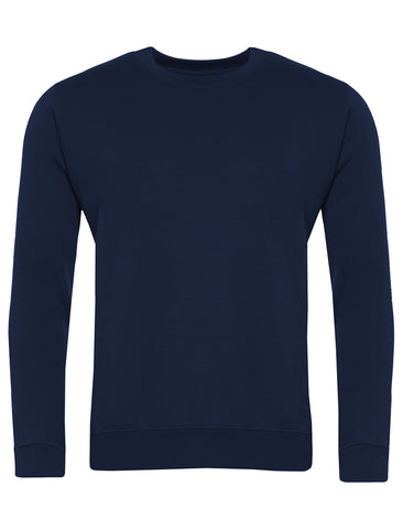 St John Boste R.C. Primary School Navy Sweatshirt