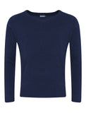 Navy V-Neck CKL Jumper