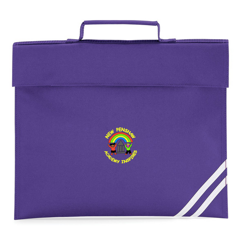 New Penshaw Academy Purple Book Bag