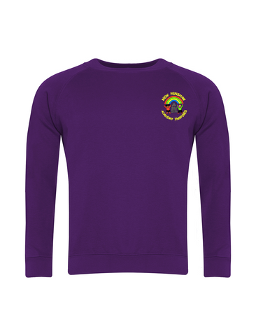 New Penshaw Academy Purple Sweatshirt