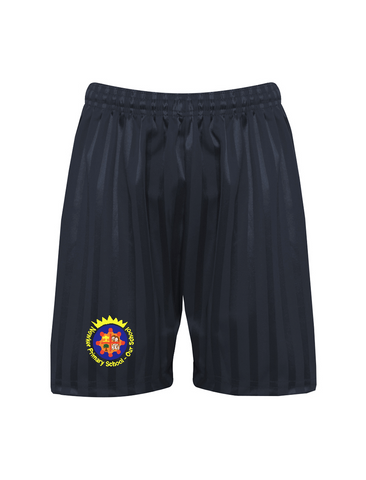 Newker Primary School Navy P.E. Shorts
