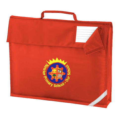Newker Primary School Red Book Bag