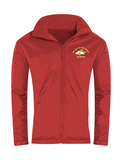 Our Lady Of The Rosary Rainbows Nursery Red Showerproof Jacket