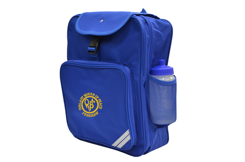 Our Lady Queen Of Peace Catholic School - Penshaw Royal Blue Junior Backpack